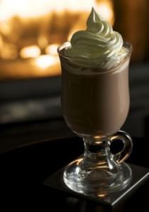 ¡El chocolate caliente más rico de todos!