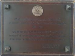 Placa Ombú