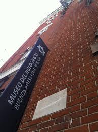 La fachada del museo