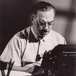 Mantuvo un mismo eje temático en casi todas sus obras: el judaísmo