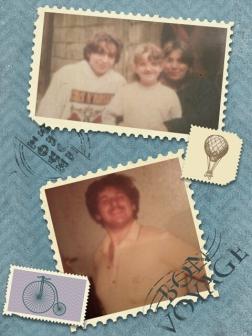 Norberto tenía dos hijos, Juan Manuel y Jennifer