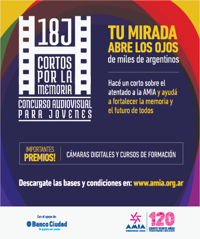 Concurso Audiovisual 18J
