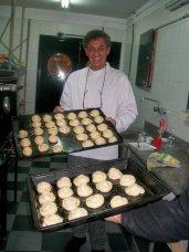 Nelson Wejkin se especializa en cocina étnica y judía