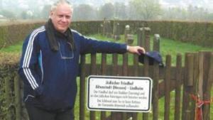 Buscaron a los descendientes de los judíos alemanes asesinados