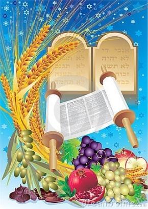 Shavuot es la celebración de la Torá.
