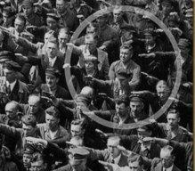 El-hombre-que-nego-su-saludo-a-Hitler-y-se-cruzo-de-brazos-postiar